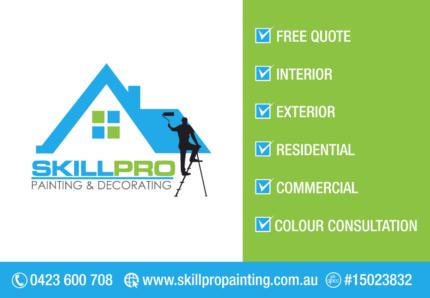 SkillPro Painting & Decorating