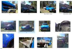 1999 Holden Rodeo Ute Katoomba Blue Mountains Preview