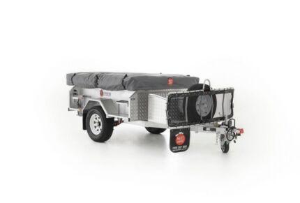 Soft Floor Camper Trailer PLUS extras