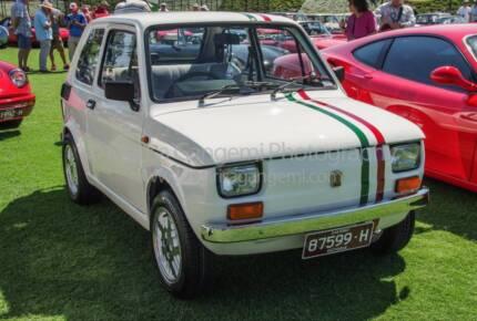 1989 Fiat 126 / FSM Niki 650 Greenvale Hume Area Preview