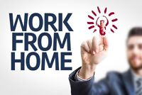 Receptionist Work from Home $12-20/h