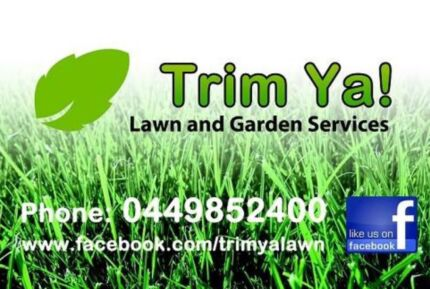 Trim Ya Lawn and Garden Services Carrara Gold Coast City Preview