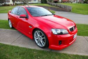 2008 VE Holden Commodore SS. Red on Red, Sunroof, Supersports, Immac