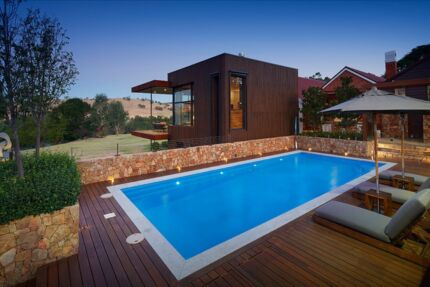 New Fibreglass Pools from $9450 plus Delivery Aust wide