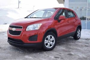 Chevrolet Trax LS 2014 Rouge