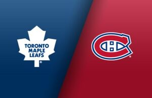 Billets Canadiens contre Toronto 14 octobre