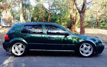 VW MK4 GOLF $3300 Greenacre Bankstown Area Preview