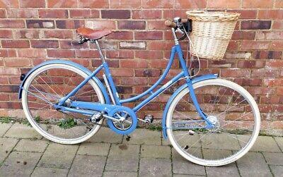 Pashley Poppy 3 Speed Sturmey Archer Ladies Bicycle in Blue