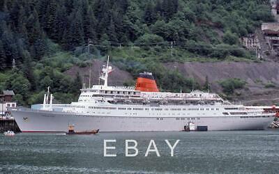 Sagafjord - Cruise Ship - 35mm Original Slide