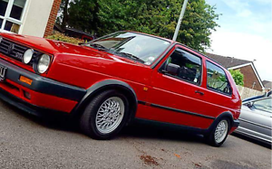 VW Golf GTI Mk1 Mk2 2 Door Manual Hatch or Cabriolet Winston Hills Parramatta Area Preview