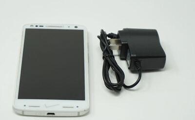 Motorola Droid Turbo 2 XT1585 White Verizon Unlocked GSM Phone- Good Condition
