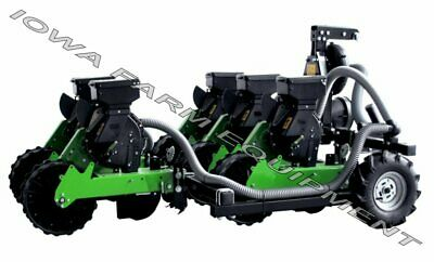 Green Earth 5-row Vegetable Precision Vacuum Planter With Inner Split-row Boxes