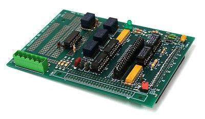 Itd Automation 575408 Mezzanine Board Version 1 Rev. A