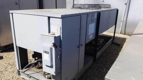 25 HP refrigeration system