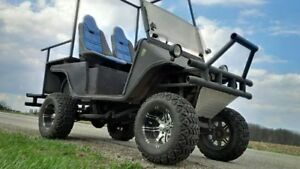 Lifted golf cart gas call 226-808-3457 or text