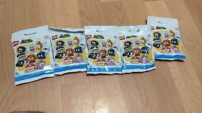 LEGO 71361 Super Mario Minifigure / Character (Blind Bag) 5 Blind packs