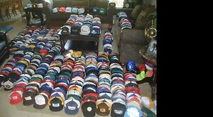 Wanted your baseball caps