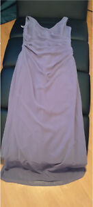 Stunning size 16 lavender gown