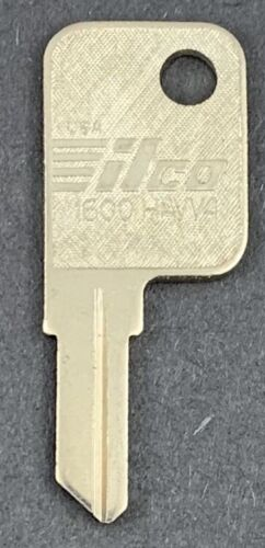 Lots of ILCO HAW4 1600 HK4 Type Key Blanks for Hayworth