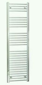 Dolomite NDCS1400-400 1400 x 400mm Straight Towel Rail - Chrome full price is £98