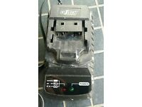 Cotech ( Clas Ohlson) 18v Li Ion battery charger.