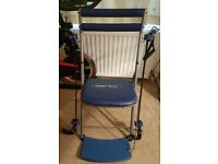 Gym Chair - In Excellent Condition with DVDs and Workout Guide Manual
