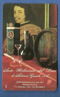 ( SCHEDE PRIVATE NUOVA 236 ACETO BALSAMICO VINEGAR WINE)