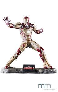 Muckle Oxmox Kleinfigur Figur IronMan 3 Beleuchtung Neuheit Marvel Limitiert