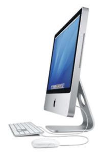 "20"" 2008 iMac (New 1TB HD) (Passed - Apple Hardware Test)"