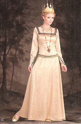 Snow White Evil Queen Costume PATTERN 1773 Simplicity Sz 6 ...
