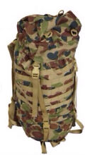 TAS 60Lt Rucksack Auscam Wheelers Hill Monash Area Preview