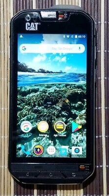CAT S60 4G LTE - 32 GB Smartphone (Unlocked) - Black w/ FLIR camera built in