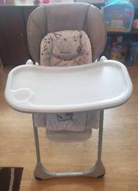 Polly high chair