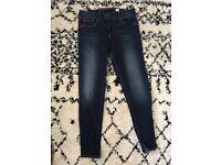 Ladies NEXT denim jeans size 18