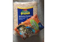 Guinea Pig Muesli & Softwood Bedding