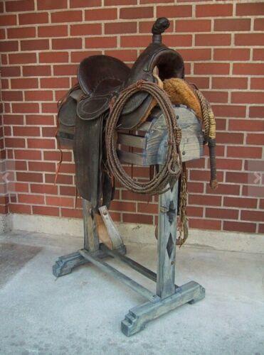 Southwest Style Saddle Stand