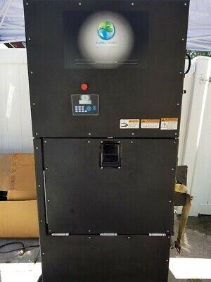 Commercial Trash Compactorindoor Industrial Trash Compactor - With Lift Cart