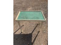 Silverdale Haxyes Antique folding butlers table