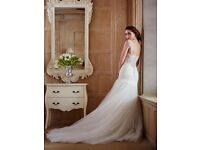 Benjamin Roberts size 10 wedding dress