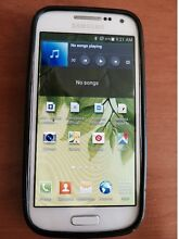 Samsung s4 mini white Vodafone locked Point Cook Wyndham Area Preview