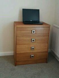 Designer's Furniture - Chest of 4 drawers