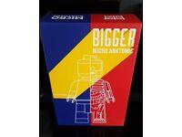 LEGO Bigger Micro Anatomic by Jason Freeny