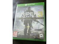 Sniper 3 ghost warrior xbox one