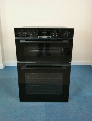 Bosch Serie 4 MBS533BB0B Built-In Electric Double Oven - (D36-IH017212348)