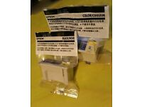Genuine Epson T040 and T041 ink cartridges