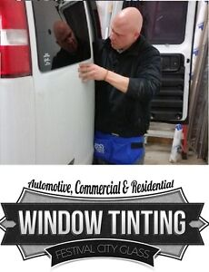Automotive Tinting Stratford Kitchener Area image 1