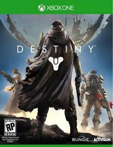 Destiny for xbox one excellent condition