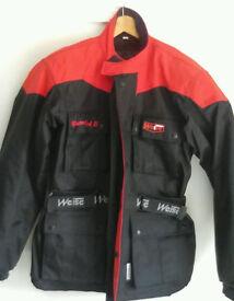 Weise Waterford 2 Textile Motorcycle Jacket Medium Unworn As New