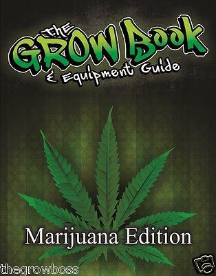 The Bible Of Growing Cannabis  Indoor Garden Equipment Hydroponic Nutrients