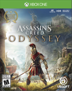 Assassin's Creed Odyssey Xbox One (Sealed)